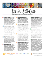 Tips for Self-Care